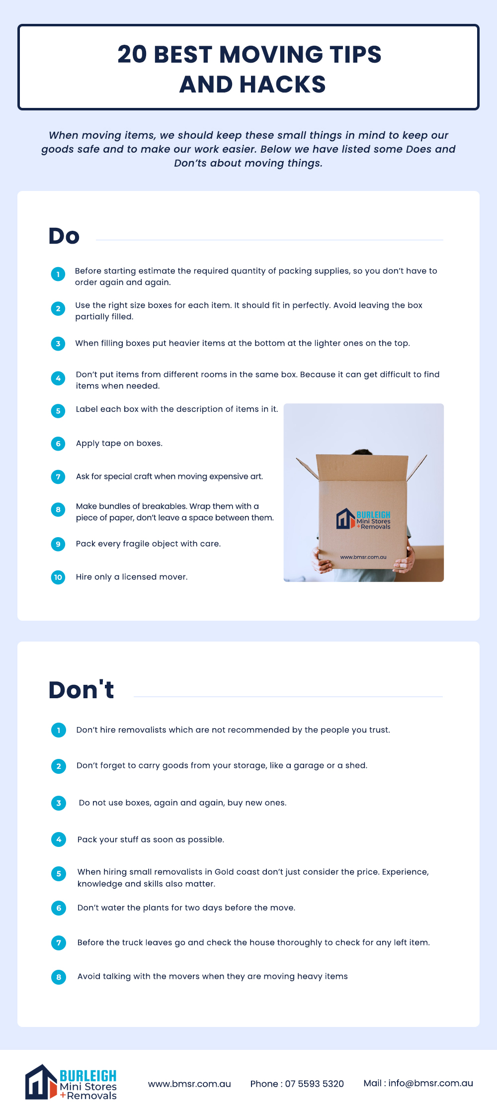 moving tips and hacks