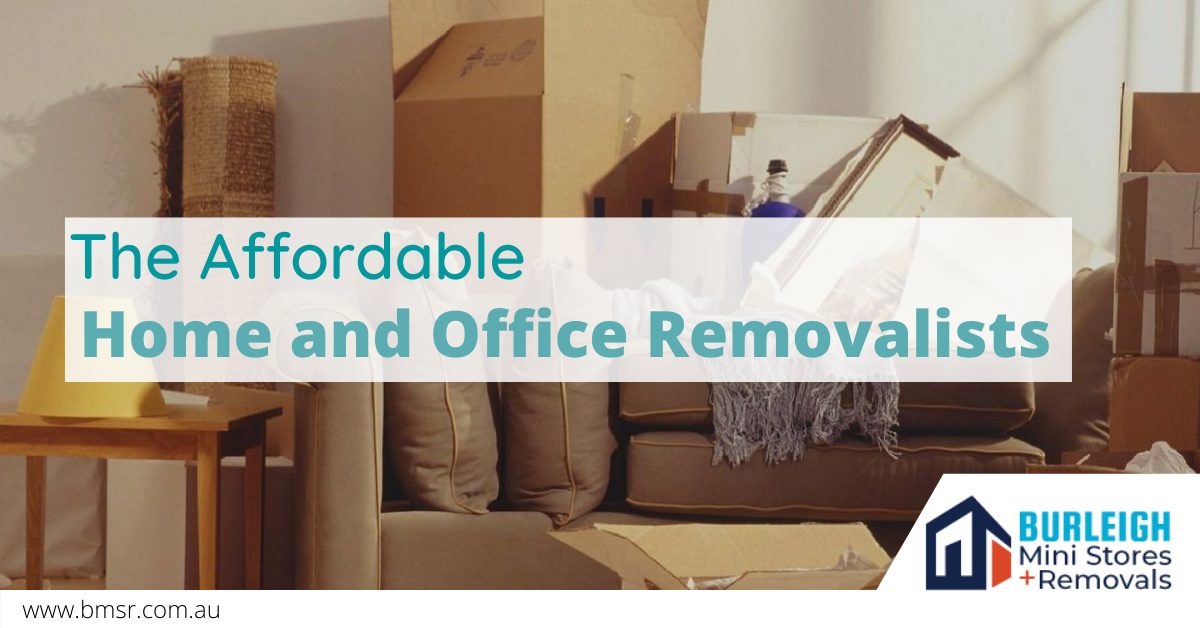The Affordable Home and Office Removalists