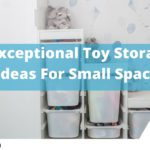 Exceptional Toy storage ideas