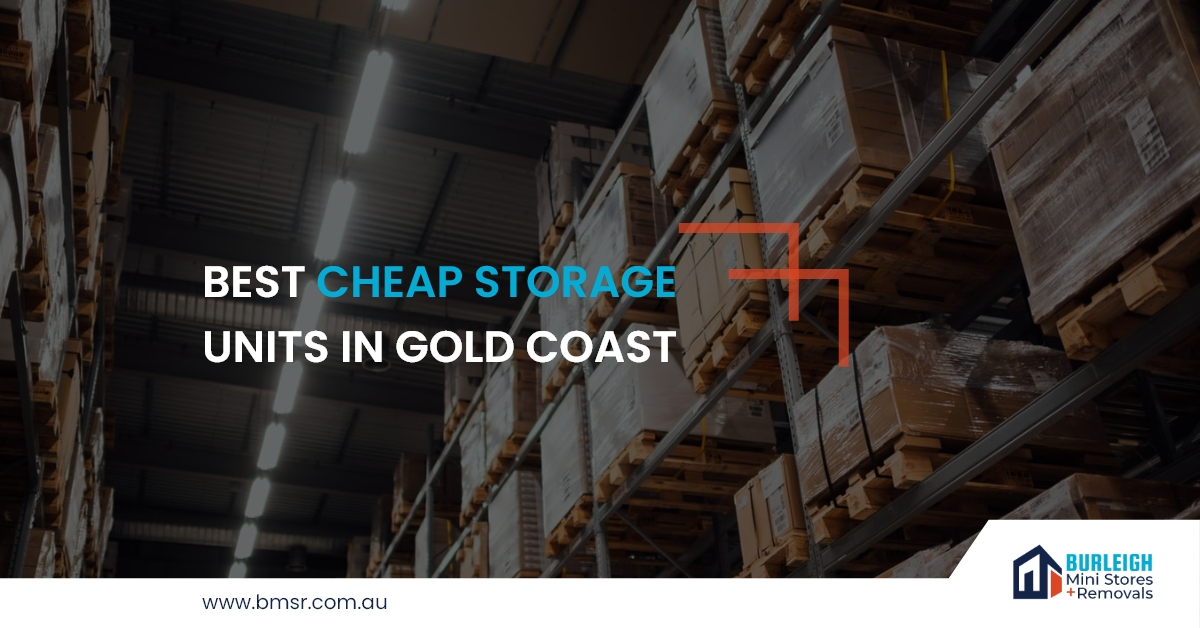 Best Cheap Storage Units Gold Coast